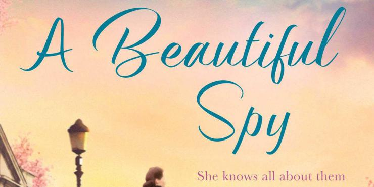 Blog tour: A Beautiful Spy by Rachel Hore