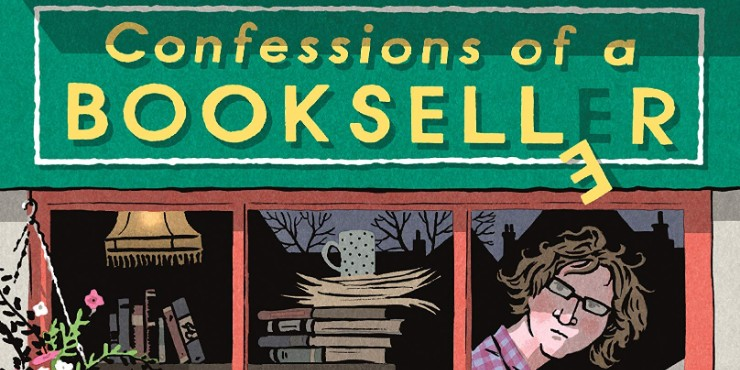 Review: Confessions of a Bookseller, by Shaun Bythell
