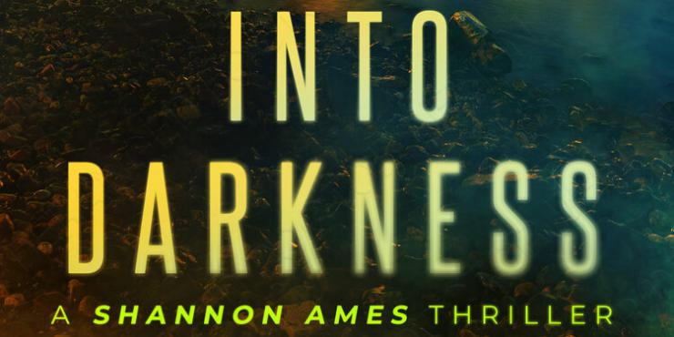 Blog tour: Into Darkness by T. J. Brearton