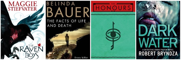 The Raven Boys, The Facts of Life and Death, The Honours, Dark Water