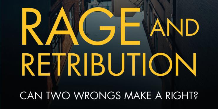 Blog tour: Rage and Retribution by Lorraine Mace