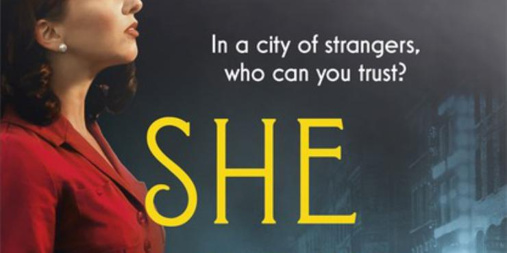 Blog tour: She Came to Stay by Eleni Kyriacou