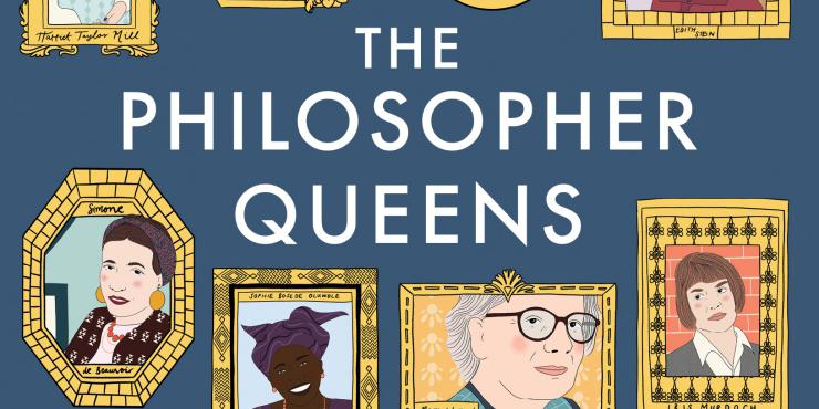 Blog tour: The Philosopher Queens, edited by Rebecca Buxton & Lisa Whiting