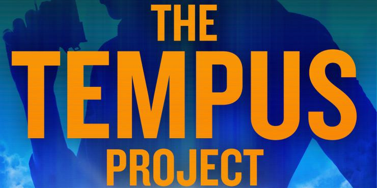 Blog tour: The Tempus Project by Antony Johnson