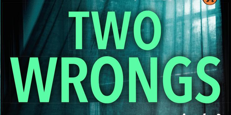 Blog tour: Two Wrongs by Rebecca Reid