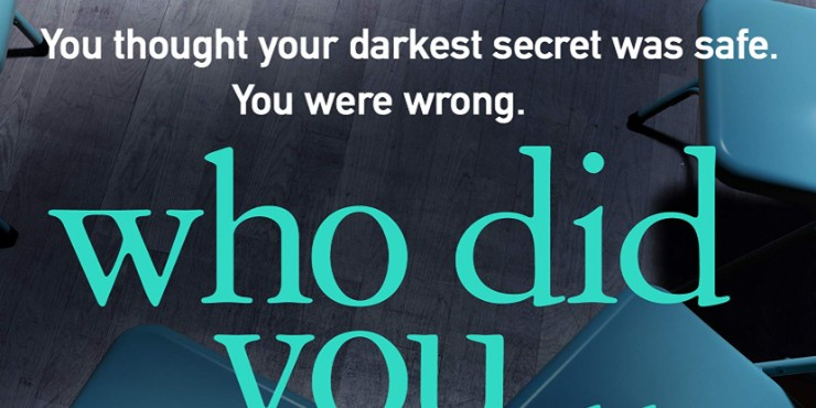 Review: Who Did You Tell?, by Lesley Kara